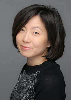 Sandra Kim, MSc, MD, FRCPC  headshot