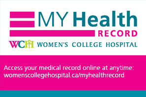 Register or sign into My Health Record to access video visits