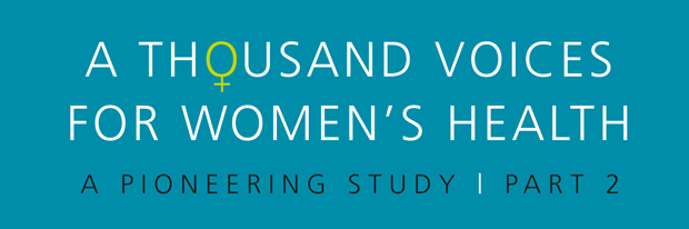 A Thousand Voices for Women's Health