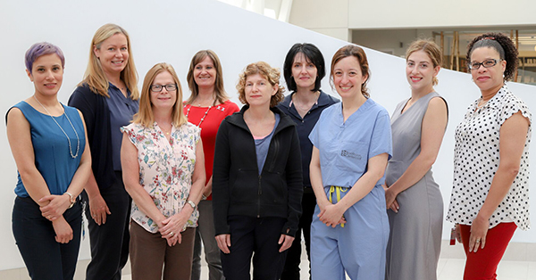 The Henrietta Banting Breast Centre Team